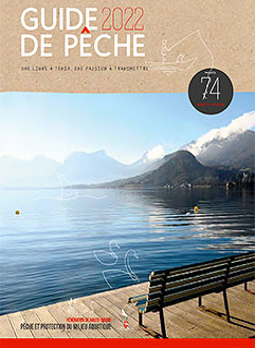 Guide de pêche 2019