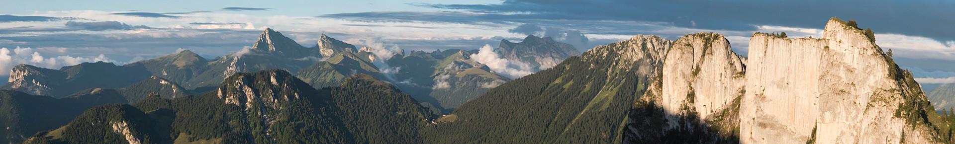 Balades et randonnées en Vallée d'Aulps