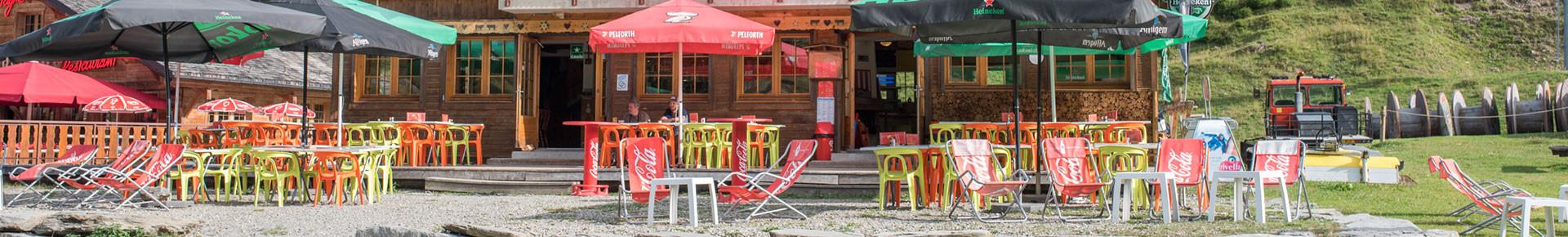 Bars restaurants en Vallée d'Aulps