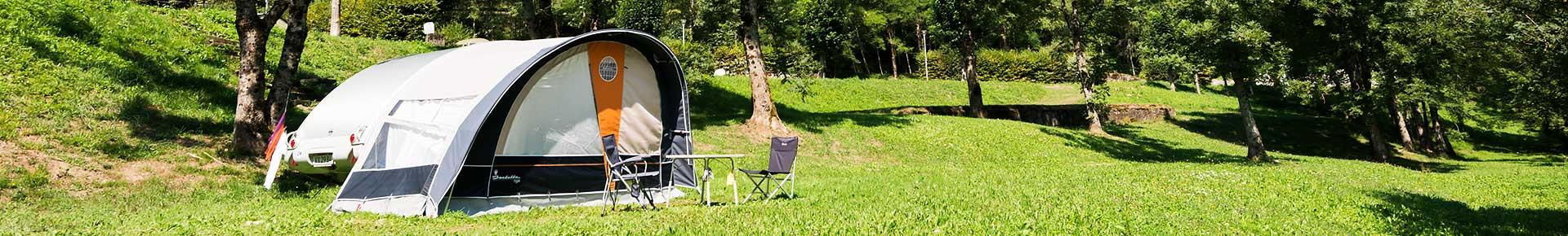 Campings en Vallée d'Aulps