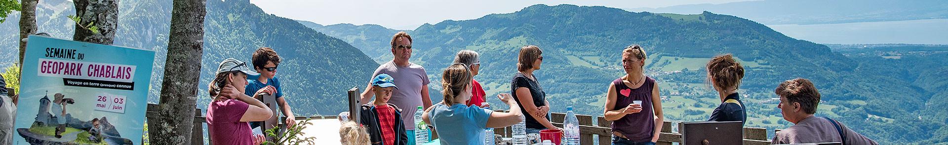 Evénements d'été en Vallée d'Aulps
