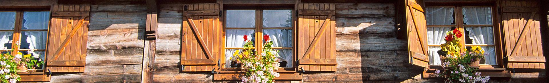 Hébergements d'été en Vallée d'Aulps
