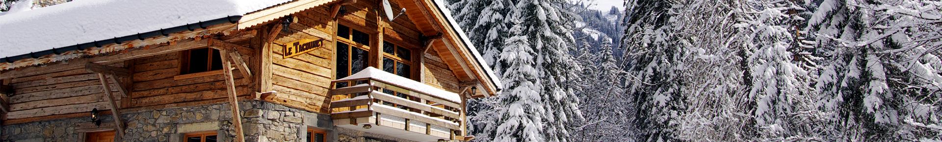 Hébergements d'hiver en Vallée d'Aulps