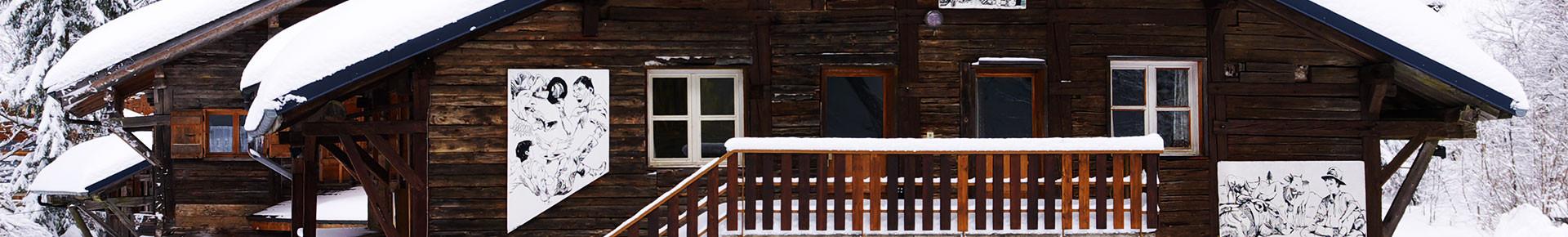 Hébergements groupes hiver