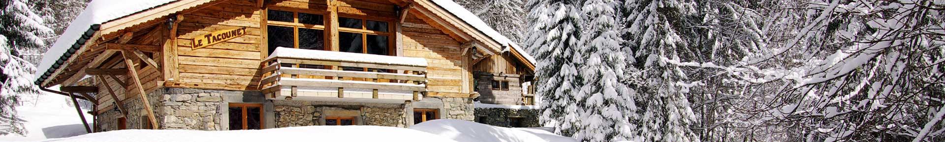 Hôtels Vallée d'Aulps hiver