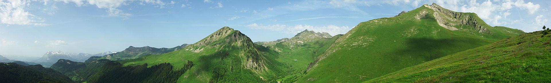 Météo en Vallée d'Aulps