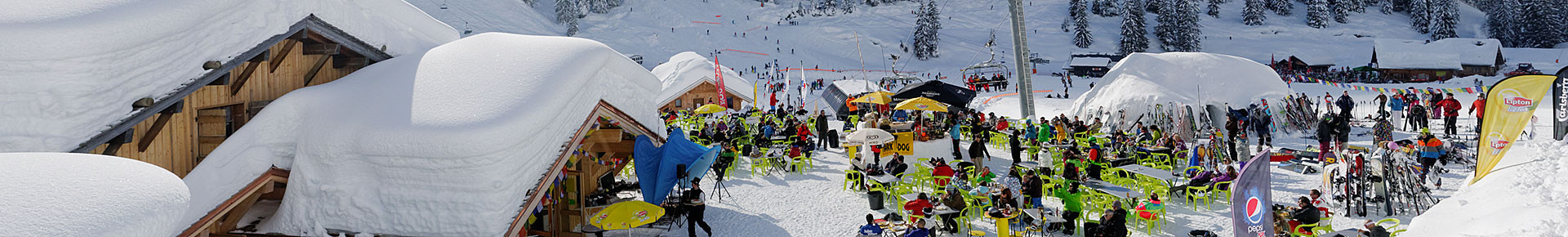 Restaurants d'altitude Lindarets