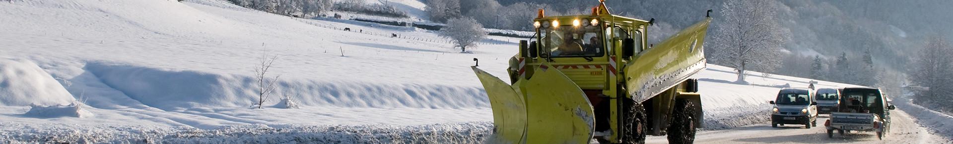 Se déplacer en hiver en Vallée d'Aulps