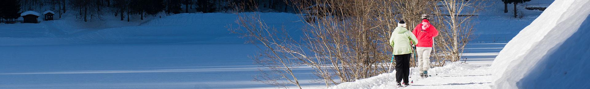 Ski-de-fond-autour-du-lac-de-montriond