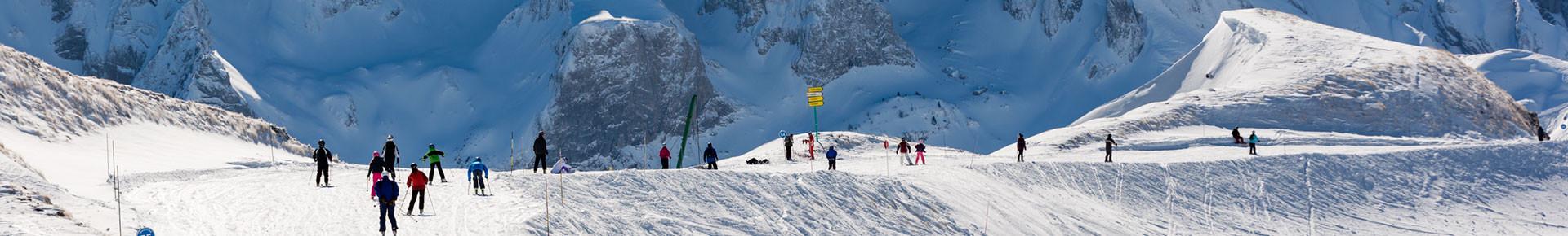 Skier en Vallée d'Aulps