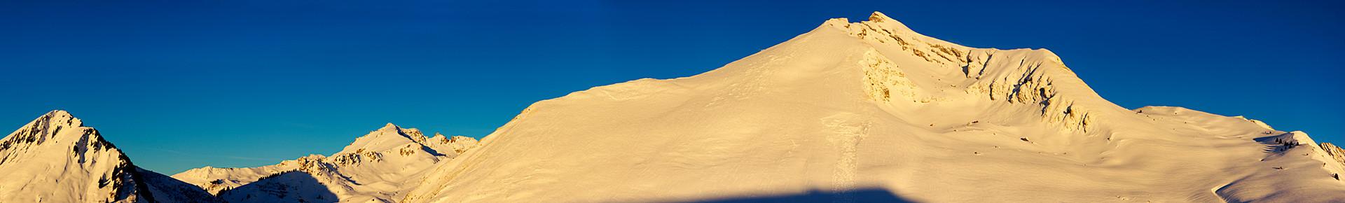 Webcams hiver Vallée d'Aulps