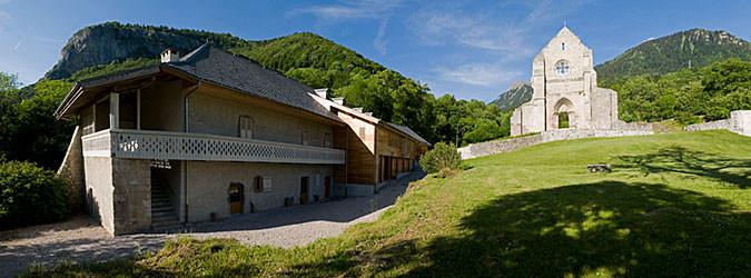 Abbaye d'Aulps/Domaine de Découverte