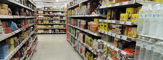 Alimentation Supermarché