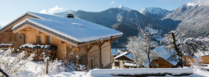 Appartements, maisons, chalets