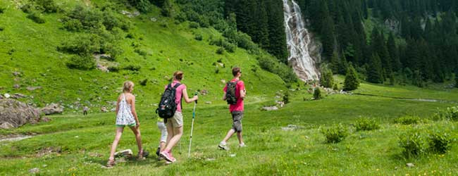 Balades et randonnées autour des Lindarets