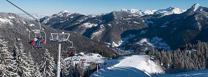 St Jean d'Aulps-Roc d'Enfer Ski Resort