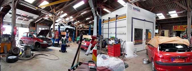 Garage / Réparation