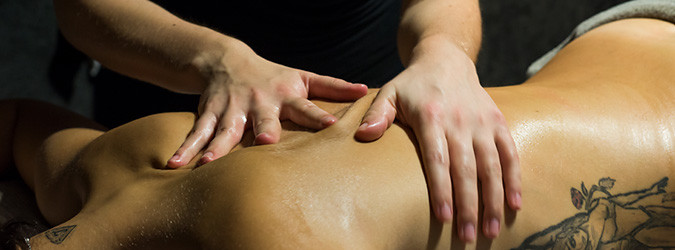 Beauty salon Massages