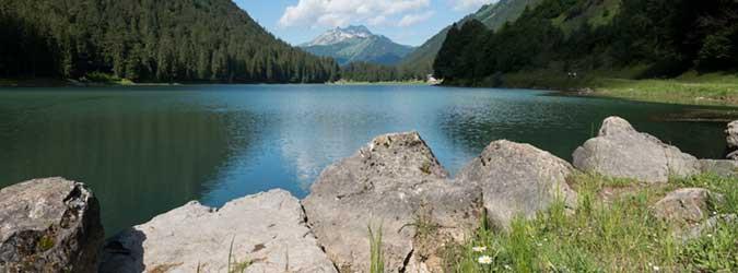 Montriond Lake