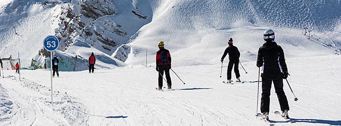 Ski shops