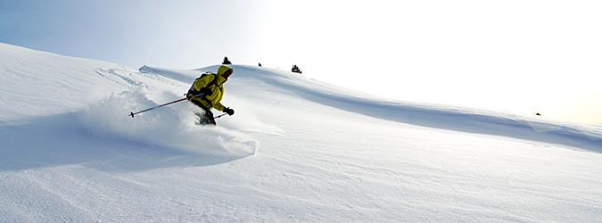 Ski hors piste
