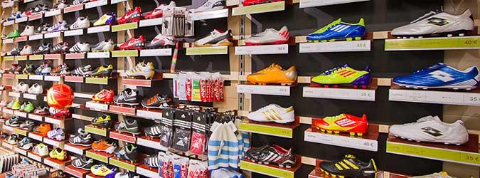 Sport shops
