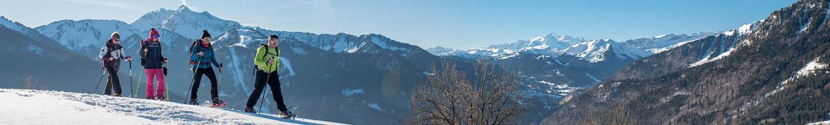 Activités hors ski alpin