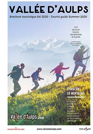 Brochure Vallée d'Aulps été 2020