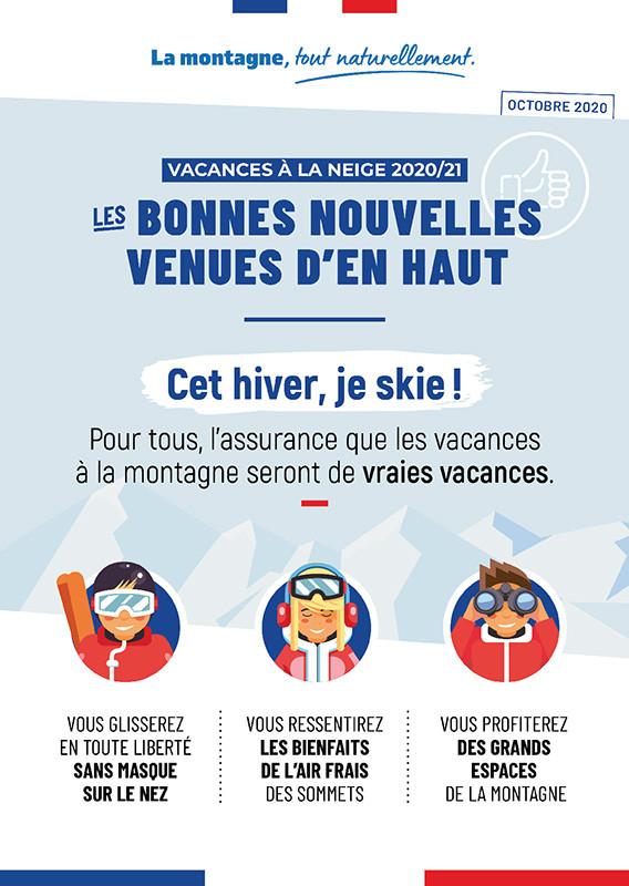 France montagne hiver 2020/2021