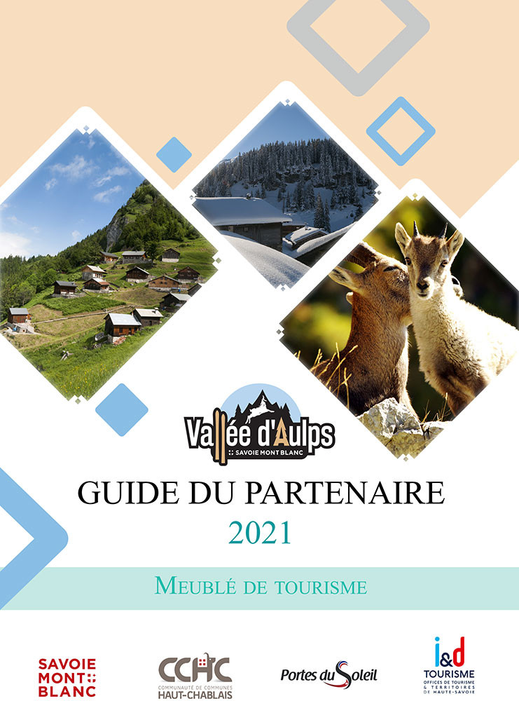 Guide du partenaire 2021 : meublés de tourisme