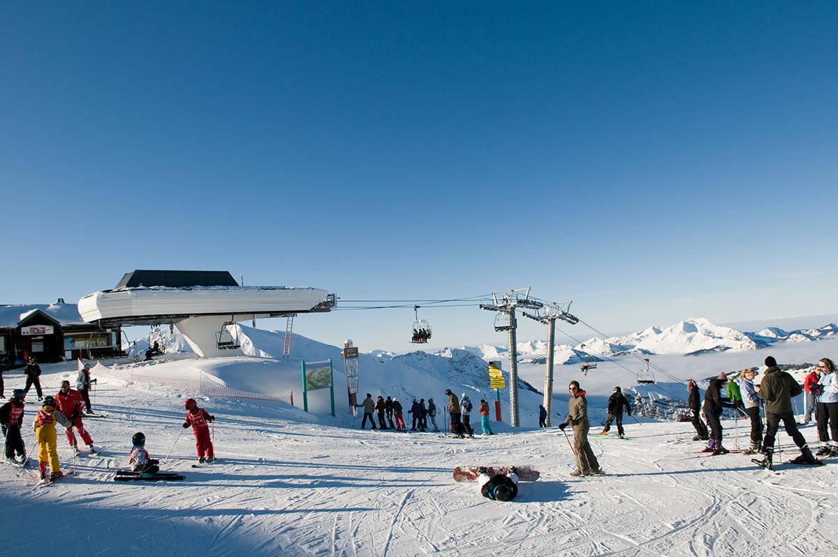 Montriond-Avoriaz ski resort