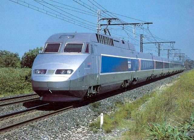 TGV Thonon les Bains