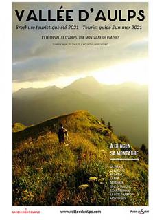 Brochure Vallée d'Aulps été 2021