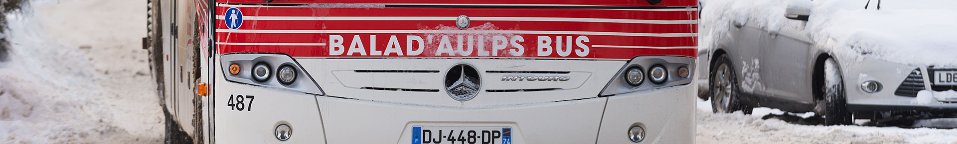 Balad'Aulps Bus, navette Vallée d'Aulps hiver