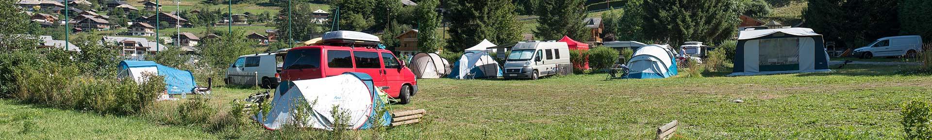 Camping Le Pré