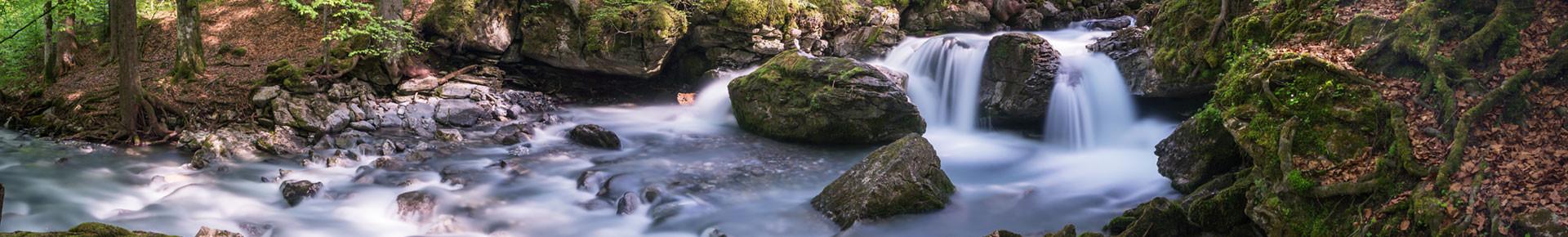 Cascade d'Ardent, Montriond