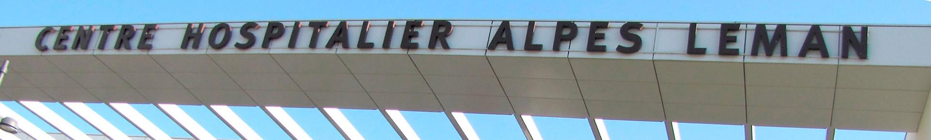 Centre hospitalier Alpes Leman