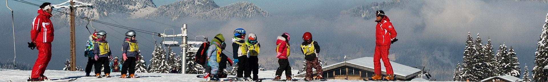 Cours de ski ESF Saint Jean d'Aulps