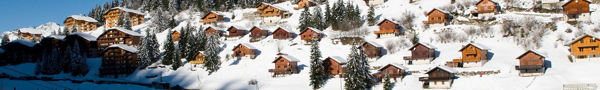 Drouzin le Mont en hiver