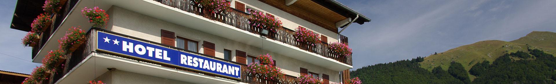 Hôtel les Fleurs, Morzine