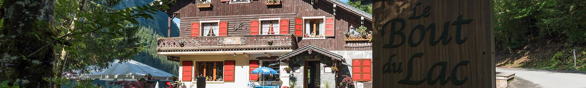 Hôtel Restaurant le Bout du Lac