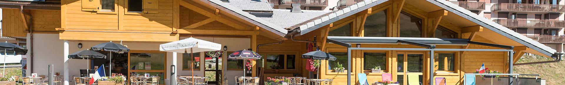 Restaurant la Covagne, Col du Corbier