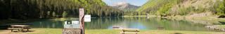 Sentier d'interprétation du lac de Montriond