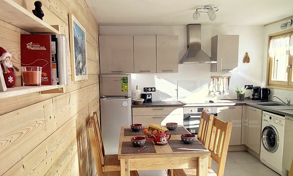 Apartment in a chalet - 3 stars - 4 people