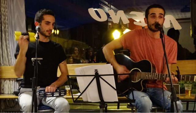 Concert avec ALAVOLO