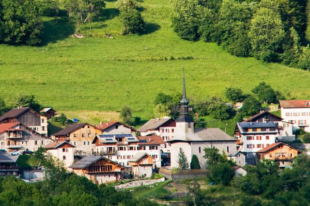 Visite guidée du village de La Forclaz