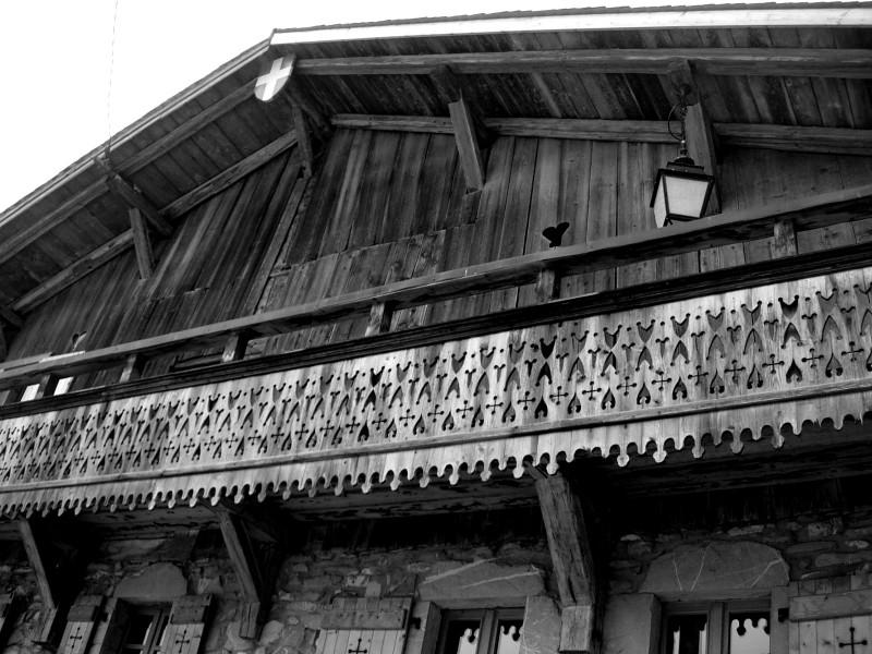 Visite du hameau de la Moussière d'En Haut, dans les coulisses de la station ...