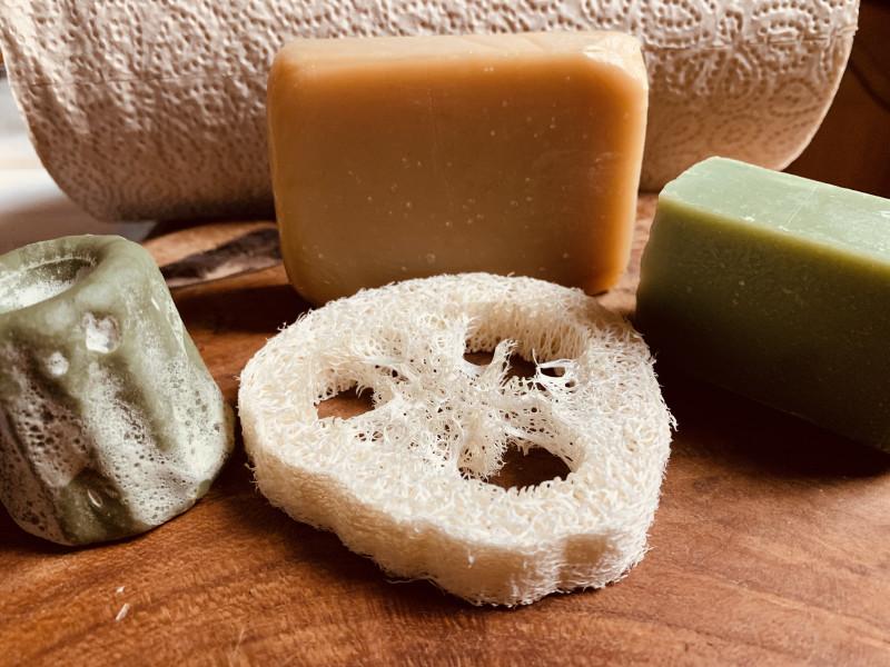 confection de shampoing naturel et biodégradable avec Michel Rostalski