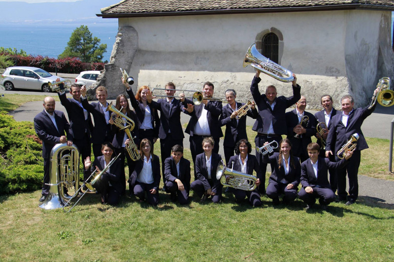 photo du Brass Band