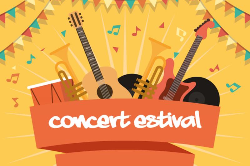 Concerts estivaux